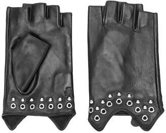 Karl Lagerfeld K/Rocky Choupette gloves