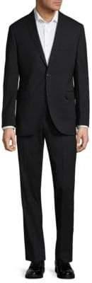 Saks Fifth Avenue Extra Slim Fit Wool Suit