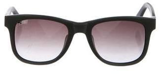 Tod's Tinted Wayfarer Sunglasses