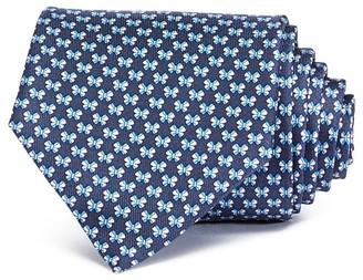 Salvatore Ferragamo Dainty Bow Classic Tie $190 thestylecure.com
