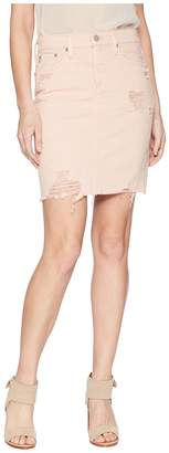 AG Adriano Goldschmied Erin in 10 Years Weathered Rosy Rouge Women's Skirt