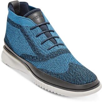Cole Haan Men's 2.ZeroGrand StitchLite Water-Resistant Chukkas Men's Shoes