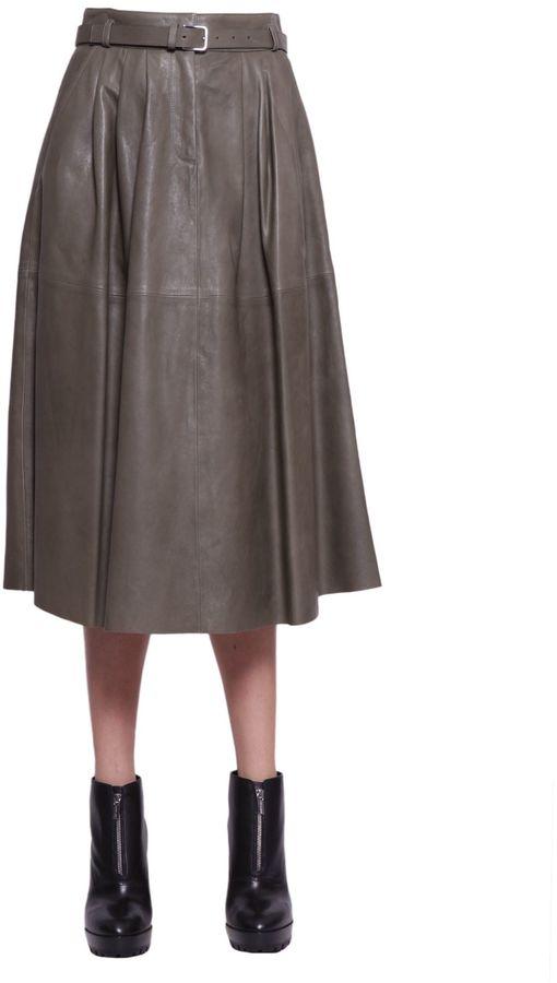BelstaffLong Elly Skirt