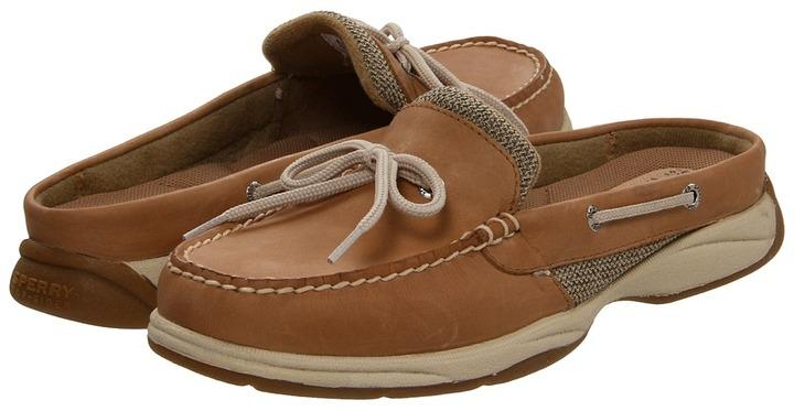 Sperry Bayliner (Linen) - Footwear