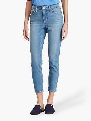 Ralph Lauren Ralph Premier Skinny Ankle Jeans, Vista Blue Wash