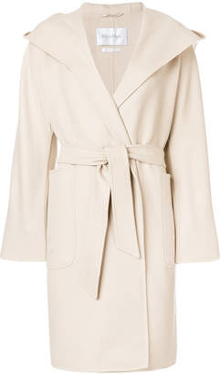Max Mara Mozart hooded coat