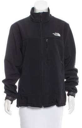 The North Face Athletic Zip Front Jacket