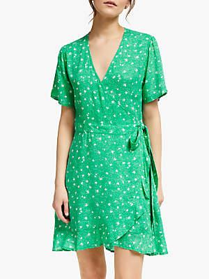 Suncoo Cassy Wrap Dress