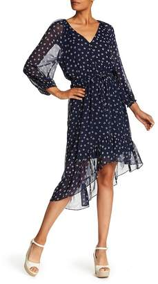 Joie Alithea Silk Floral Patterned Dress