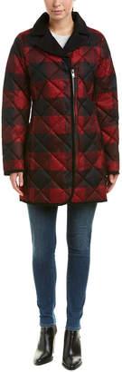 Pendleton Leavenworth Wool-Blend Down Coat