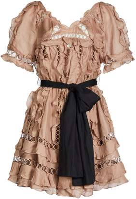7079a12a2d29 Zimmermann Short Sleeve Dresses - ShopStyle