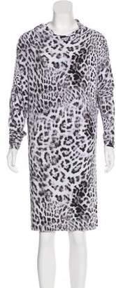 Norma Kamali Jersey Mini Dress