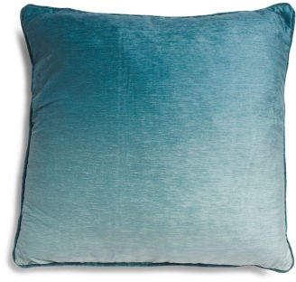 20x20 Ombre Chenille Pillow