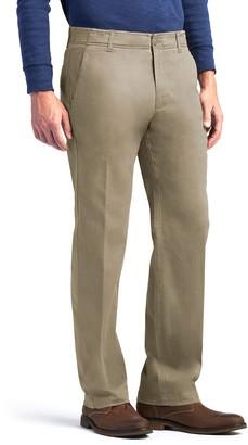 Lee Big & Tall Performance Series Extreme Comfort Khaki Straight-Fit Pants