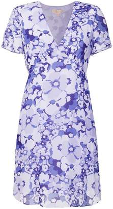Michael Kors floral print dress