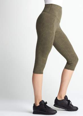 Yummie Reversible Talia Capri Shaping Legging