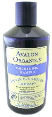Avalon Biotin B-Complex Therapy Thickening Shampoo 414Ml
