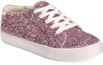 Kenneth Cole New York Kam Elastic Sneakers, Little Girls (11-3) & Big Girls (3.5-7) $49 thestylecure.com