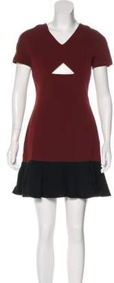Victoria Beckham Mini Cocktail Dress