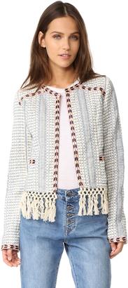 TULAROSA Santa Fe Jacket $198 thestylecure.com