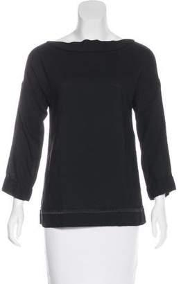 Jenni Kayne Wool Long Sleeve Top