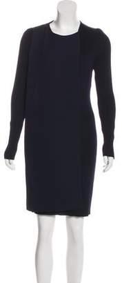 Christian Dior Wool Sweater Dress