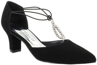 Easy Street Shoes Evening Pumps - Moonlight