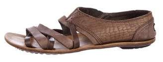 Sorel Leather Lake Sandals