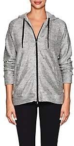 Sapopa Women's Bebe Cotton Terry Hoodie-Gray