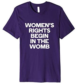 Women's Rights Begin In The Womb
