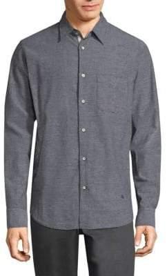 Rag & Bone Striped Button-Down Shirt