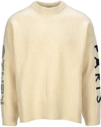 Kenzo Paris Thick Wool Jumper