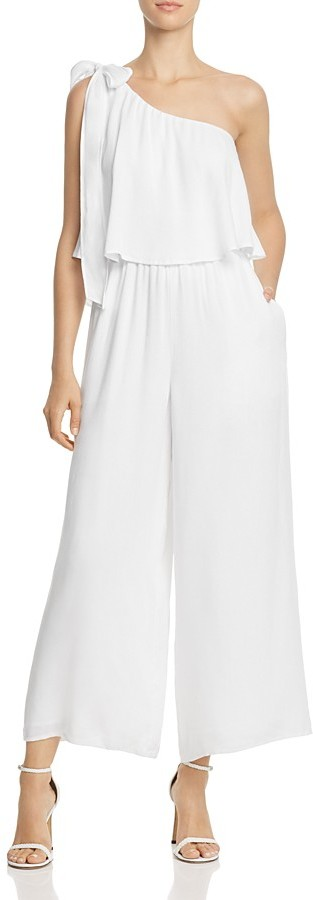 Guess Marino One-Shoulder Jumpsuit