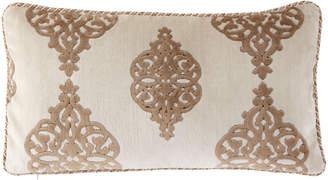 "Austin Horn Classics Versaille Lumbar Pillow, 13"" x 24"""