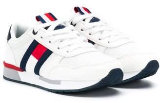 Tommy Hilfiger Junior side logo sneakers