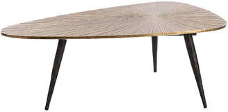 Arteriors Slater Coffee Table - Antiqued Brass
