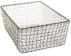 Design Ideas Cabo Wire Newspaper Basket