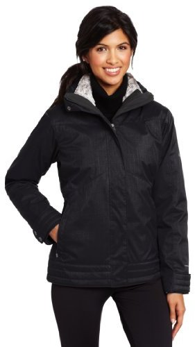 Columbia Women's Sleet To Street Interchange Jacket, Black, Small