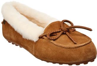UGG Women's Solana Suede Loafer Slipper