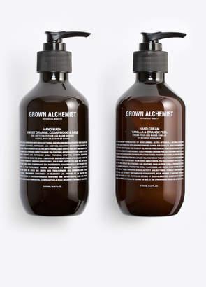 GROWN ALCHEMIST / Hand Cream And Hand Wash Twin Set