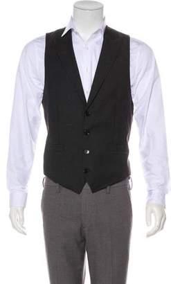 Dolce & Gabbana Wool Suit Vest