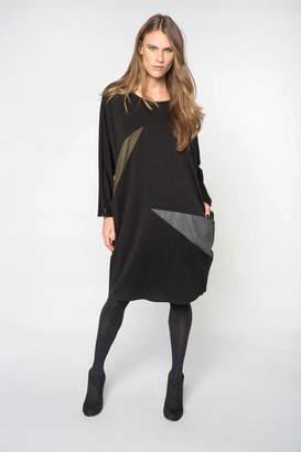 Alembika Mixed Tunic Dress