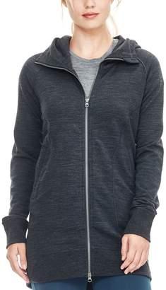 Icebreaker Dia Long Hooded Jacket - Women's