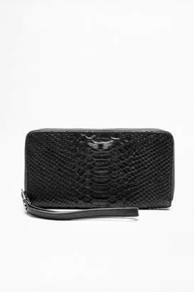 Zadig & Voltaire Compagnon Savage Wallet