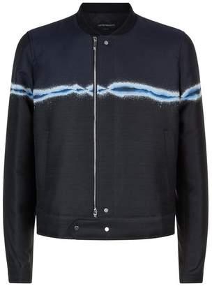 Emporio Armani Ocean Spray Jacket