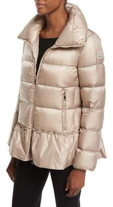 Moncler Anet Quilted Puffer Jacket