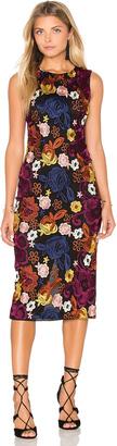 Alice + Olivia Nat Dress $440 thestylecure.com