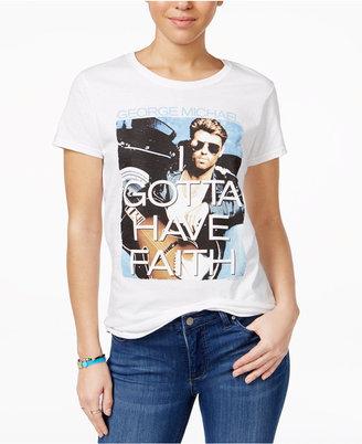 NTD Juniors' Gotta Have Faith Graphic Cotton T-Shirt $24 thestylecure.com