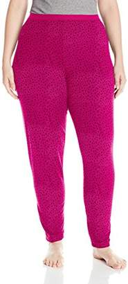 Fruit of the Loom Women's Plus Size Fit for Me Core Performance Thermal Bottom