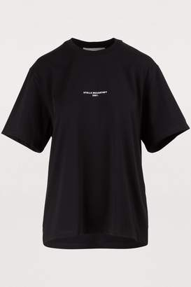 Stella McCartney Stella Mc Cartney Logo T-shirt